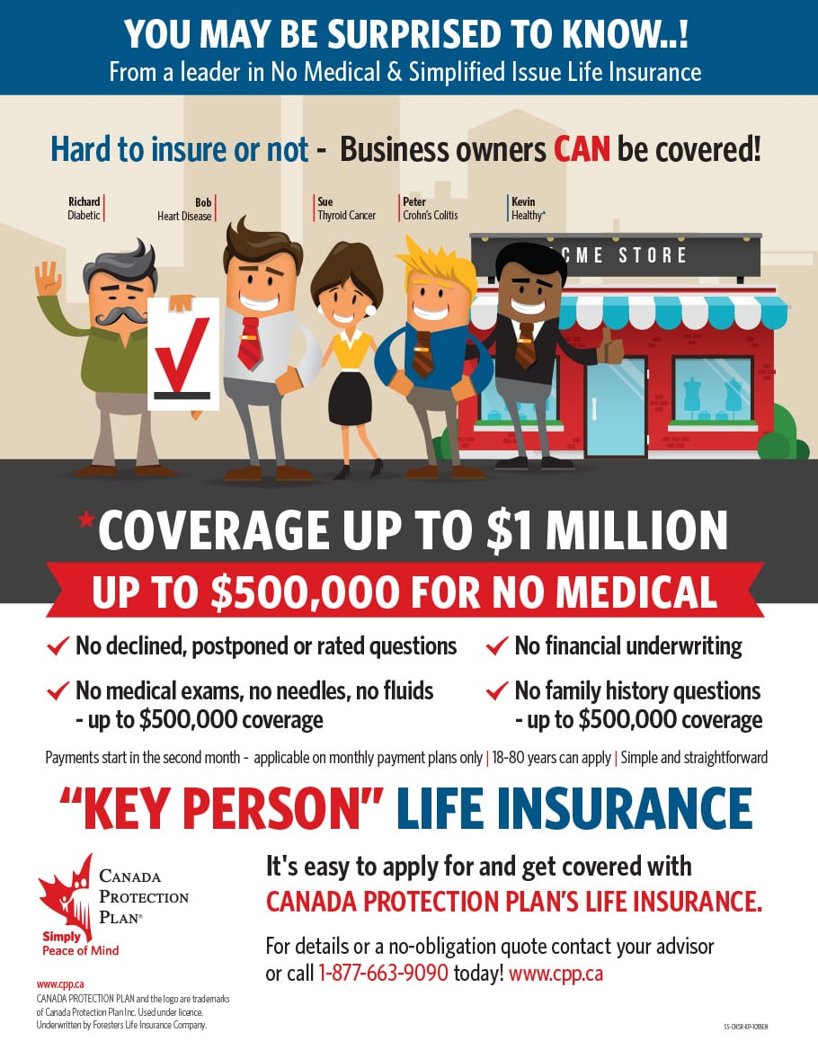 Does Your Client Own Or Operate A Business Canada Protection Plan