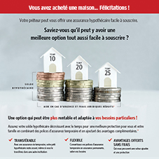mortgage balance sell sheet french
