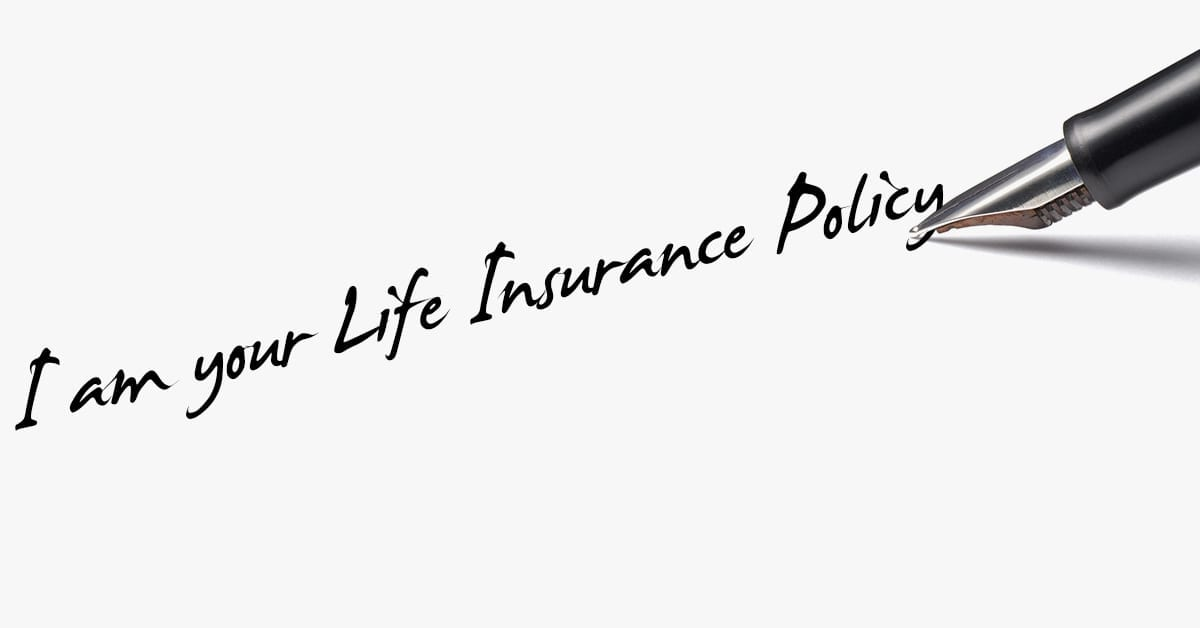 life insurance poem