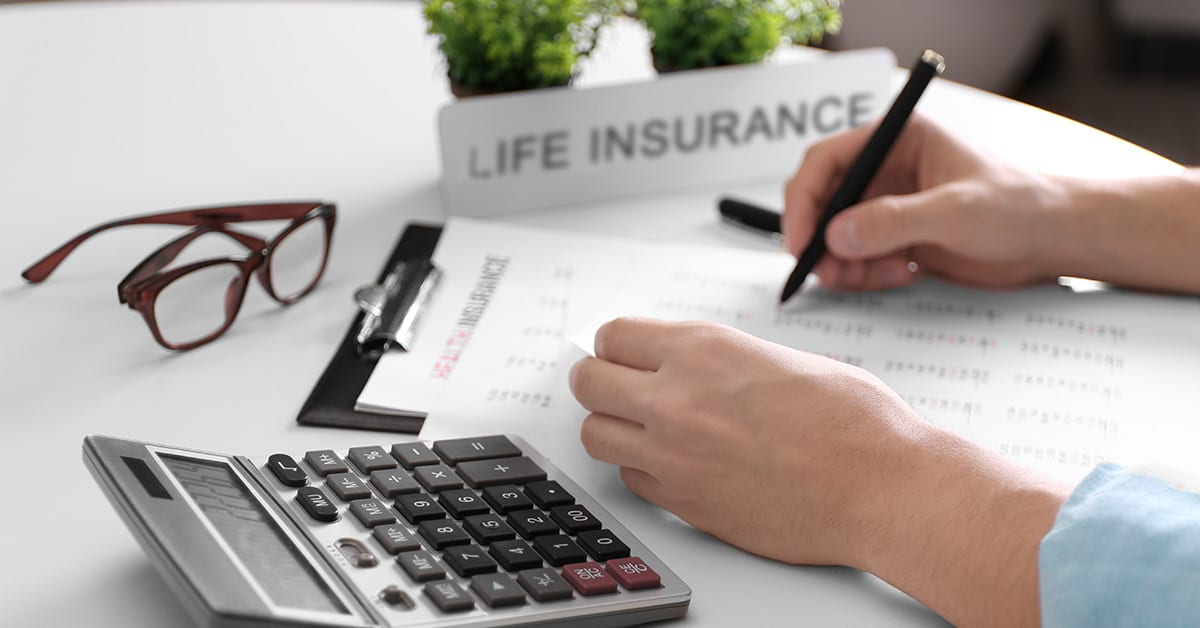 what is underwriting life insurance