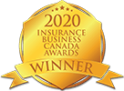 2020 Insurance Business Canada Awards Winner