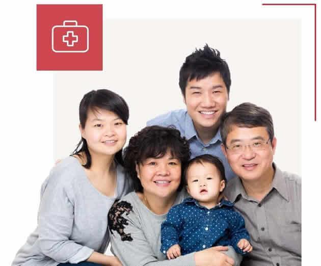 insurance plan young families